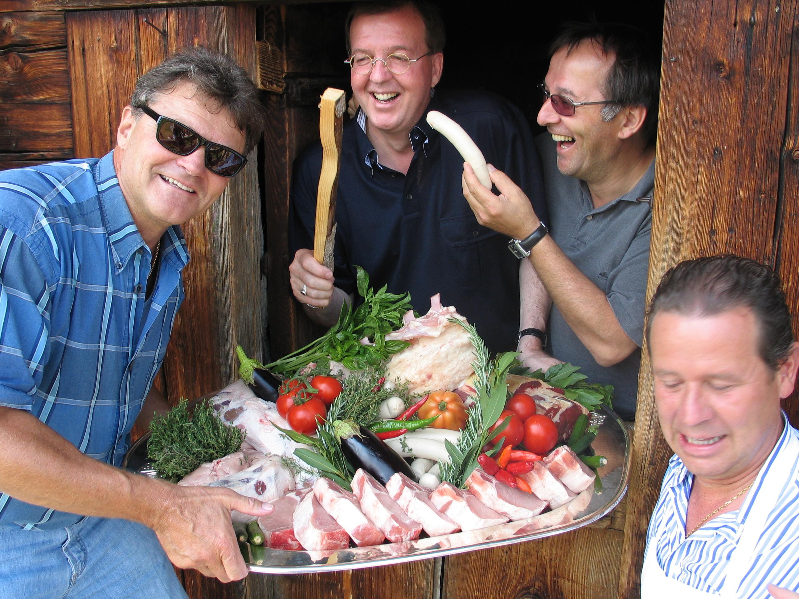 Fleischpalatte _mit_Köche1