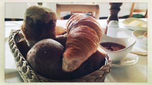 Frühstück Schiff Mammern